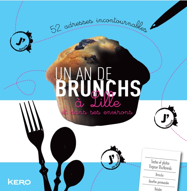 Un an de brunch à Lille
